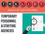 The List: South Florida's Temporary Personnel & Staffing Agencies