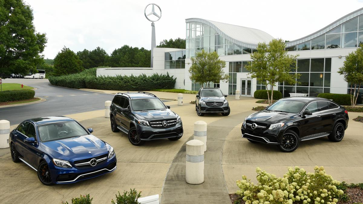 German american chambers of commerce holding sixth annual for Mercedes benz tuscaloosa alabama
