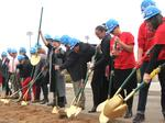 CNM, APS break ground on joint project
