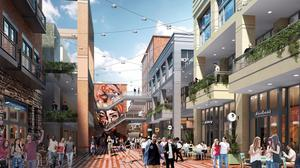 New renderings released of Kenny's Alley transformation at Underground Atlanta