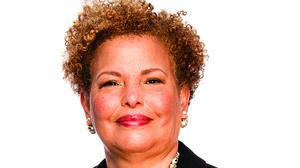 Debra Lee stepping down as head of BET. And her D.C. mansion is still for sale.