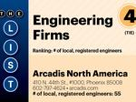 Top of the Phoenix Lists: Engineering Firms