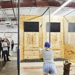 Exclusive: Ax-throwing bar concept planning its Houston debut
