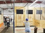 Highlandtown ax-throwing venue and bar gets OK from liquor board