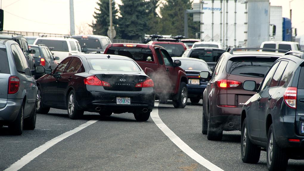The rising price of traffic congestion in Portland (Infographic