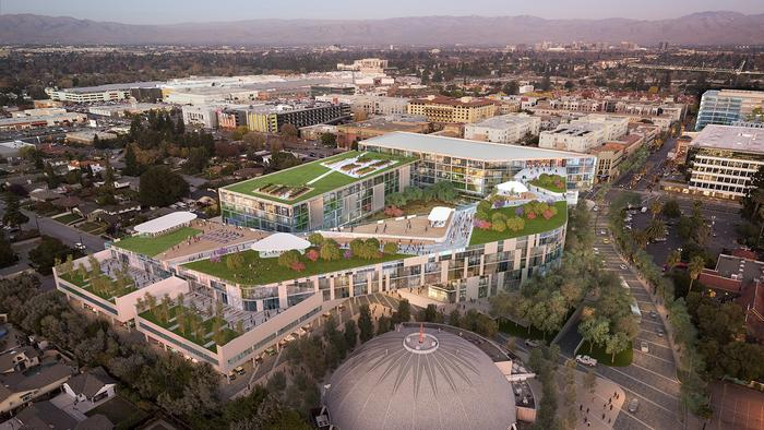 Exclusive: Free from lawsuit, developer refocuses on 1 million-square-foot Santana West office project