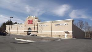 National retailer's Triad building sells for $5.5 million