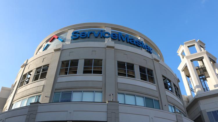 Memphis Based Servicemaster Global Holdings Inc Names Steve