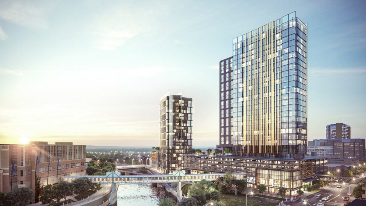 Bloom International Realty says Mayo Clinic deal with hotelier stalled proposed tower - Minneapolis / St. Paul Business Journal