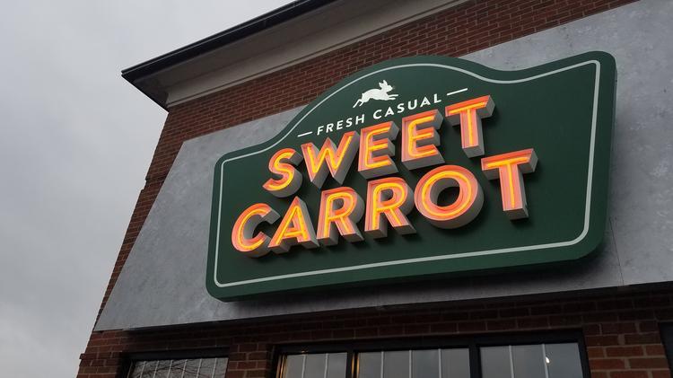 Sweet Carrot Locations Shut Down At Polaris And Dublin