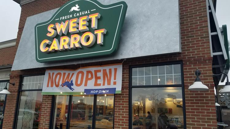 The Second Sweet Carrot Is Now Open At 2050 Polaris Parkway