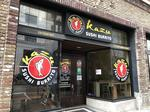 Kazu Sushi Burrito plans massive expansion across the area, with three new spots already set