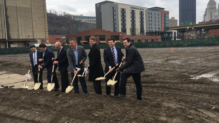 Developers Chasing The Promise Of A New Industry In The Strip