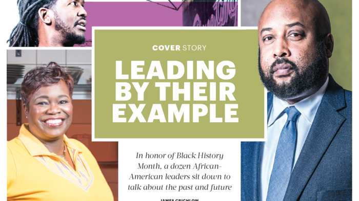 Shaping Their Identity —A celebration of Black History Month