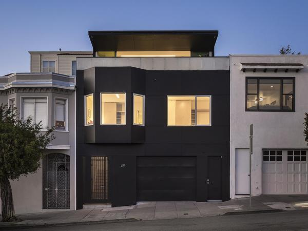 Home of the Day: AIA Nominated View Home in Prime Potrero Hill