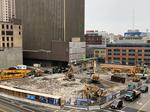 Demolition clears land for BMO Tower: Slideshow