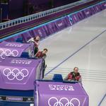 The 22nd-largest team at the Olympics: Zamboni drivers