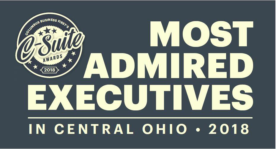 C-Suite Awards: The Most Admired Executives in Central Ohio