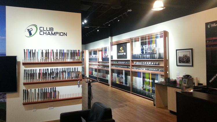 Club Champion's Overland Park store gives golfers thousands