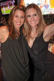 Elena Cizmaric and Jena Jolissaint