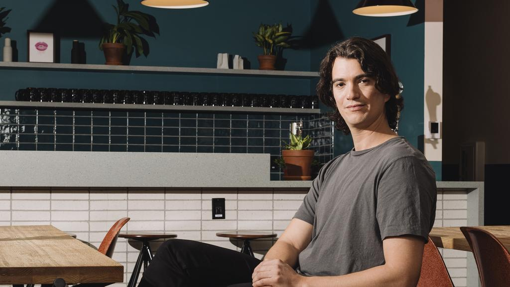 WeWork revamp creates tax benefit for company insiders - Tampa Bay