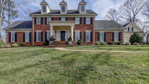 One of a kind renovation in Dunwoody!