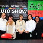 UPDATED: More photos from the 2018 Pittsburgh International Auto Show and charity event