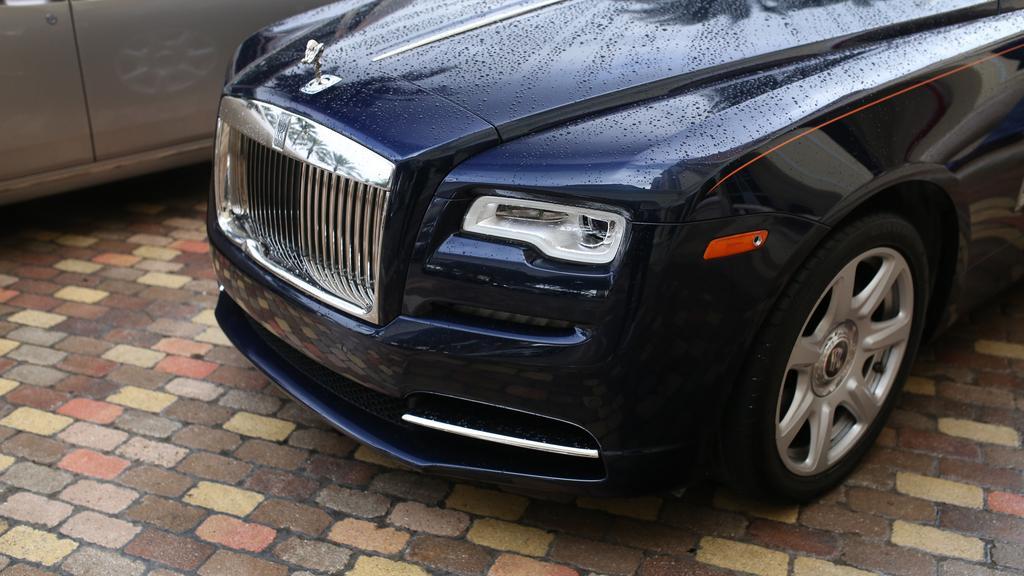 Automotive Minute: Rolls-Royce Phantom VIII arrives stateside for ...