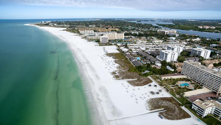 Red Tide Lingers Off The Coast Of Sarasota Tampa Bay Business Journal