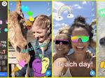 Snapchat taps Giphy to add GIFs to Snaps
