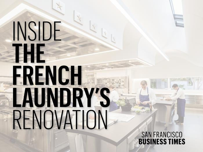 A look inside The French Laundry's just-completed renovation