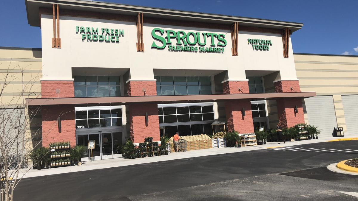 Sprouts Farmers Market Sees A Growth Path In Florida