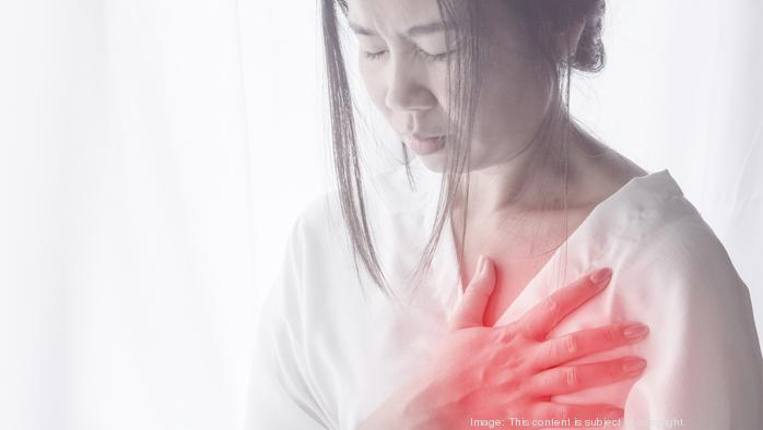 Heart attack symptoms women and doctors miss