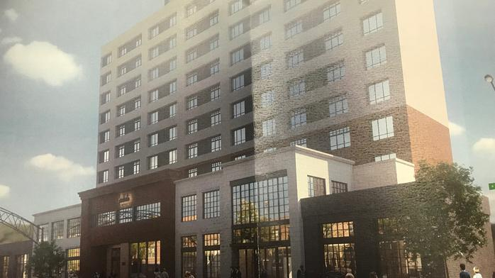 Bollinger Tower redevelopment plans met with resistance from Italian Village Commission