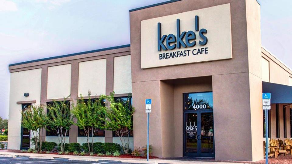 Keke S Breakfast Cafe Opens