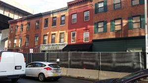 Mercy Medical Center expansion plans prompt razing of Calvert Street block