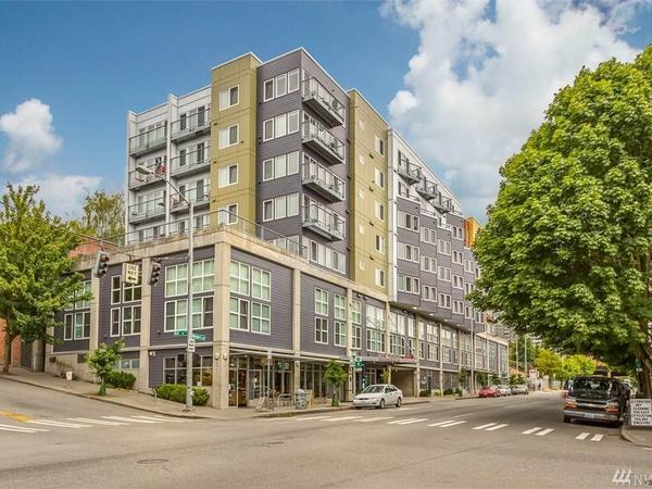 Home of the Day: Sound View Condo in the Heart of Belltown