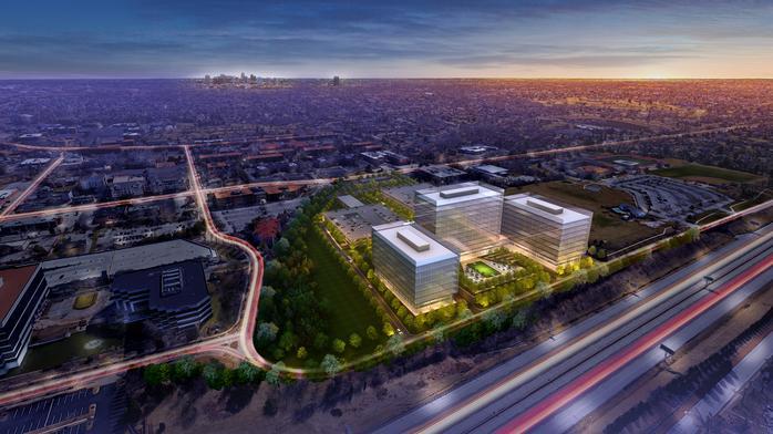 CRG planning 750,000-square-foot development in Creve Coeur