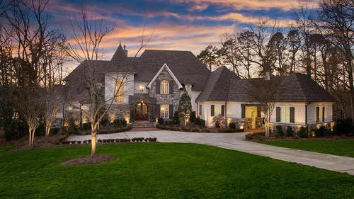 Extraordinary Opportunity for a Spectacular Estate on Carmel Country Club Golf Course