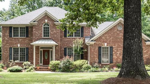 Stately Brick Home in the Stoney Creek Golf Community