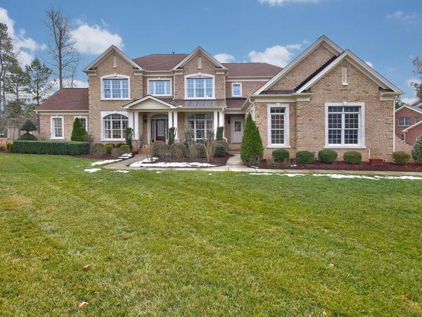 Home of the Day: Executive Home with Finished Basement