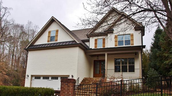 Stunning Cul-De-Sac Home Just Minutes to Downtown Raleigh
