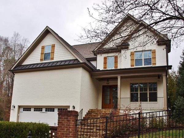 Home of the Day: Stunning Cul-De-Sac Home Just Minutes to Downtown Raleigh