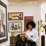 ENTERPRISING FAMILIES: E&S Gallery owners profit from the art of networking