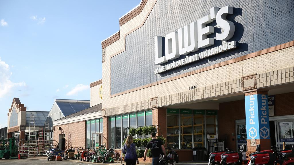 Lowe's new hire for chief information officer comes from Target