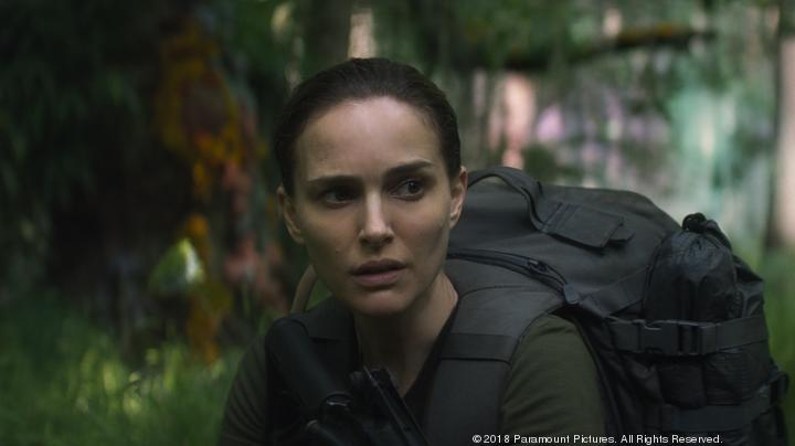 Natalie Portman's 'Annihilation' annihilates sci-fi expectations