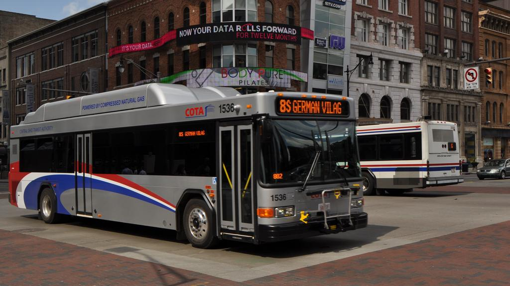 Searchable database: How much to COTA bus drivers earn? You might be surprised - Columbus Business First