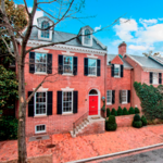 Under Armour CEO lists his Georgetown home for $29.5M