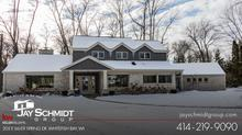 Beautiful, Contemporary Set Upon Wooded Lot