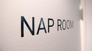 Would you use facilities for napping during the workday if they were available?